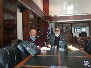 1η Συνάντηση με υπουργό resize