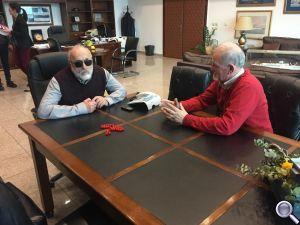 2η Συνάντηση με υπουργό
