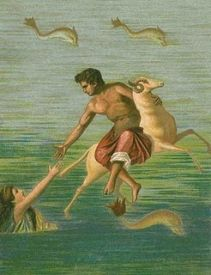 Ο Φρίξος και η Έλλη